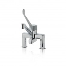 STYL Biforo Mix with Spout L.270mm and sanitary lever